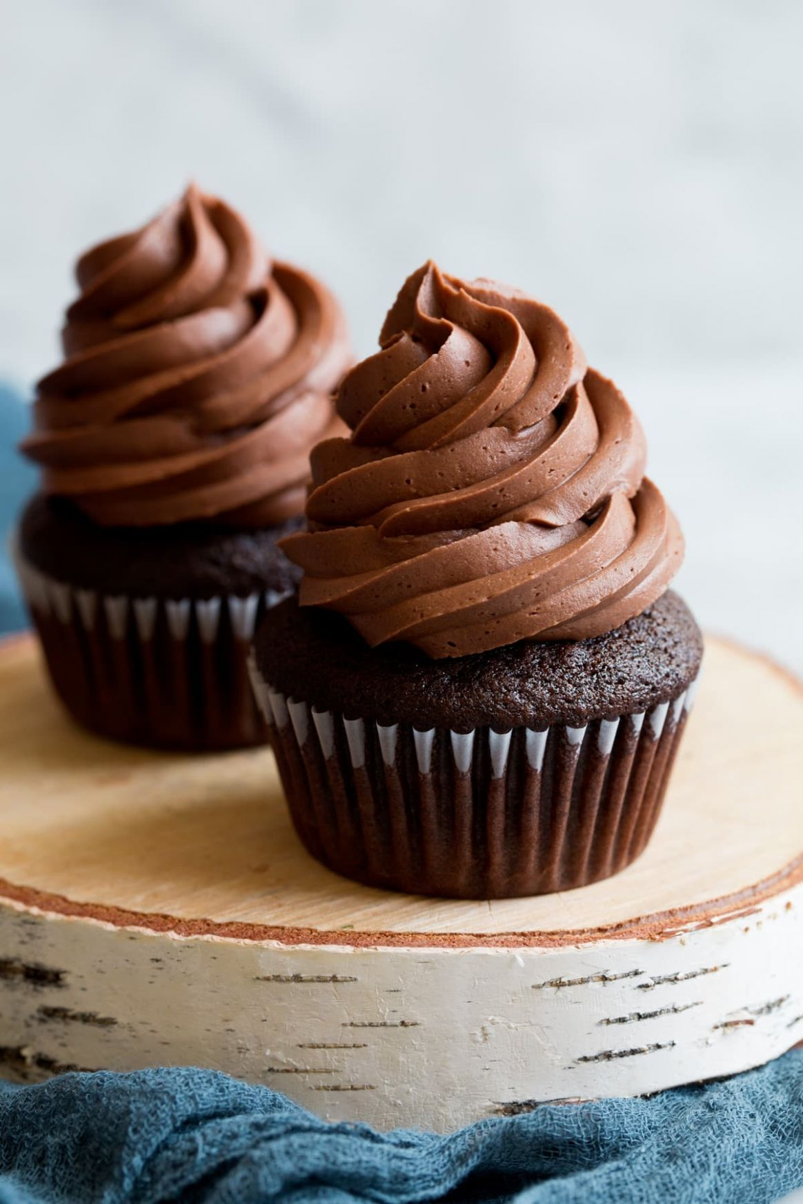 Chocolate Buttercream Frosting - Recipes Chocolate Icing