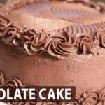 Chocolate Cake | Mallika Joseph Food Tube - YouTube | Chocolate ...