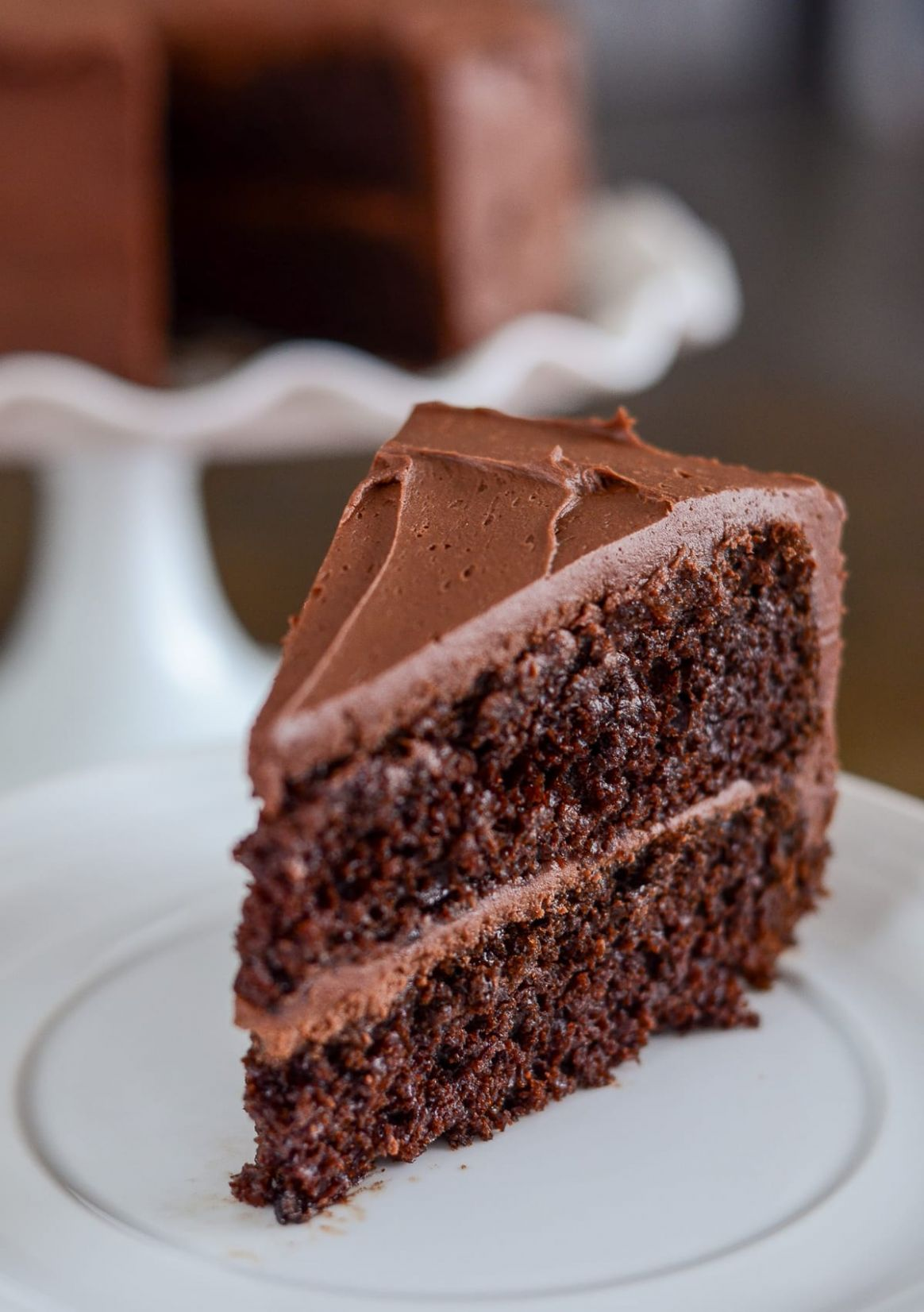 Chocolate Cake Recipe - Recipes Cake Frosting