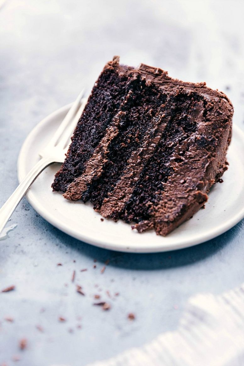 Chocolate Cake - Recipes Chocolate Cake Homemade