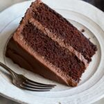 Chocolate Cake With Chocolate Buttercream Frosting – Recipes Chocolate Cake Homemade