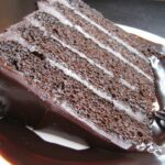 Chocolate Cake With Chocolate Frosting – Recipes Using Chocolate