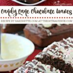 Chocolate Candy Cane Loaves – Dessert Recipes Pinterest