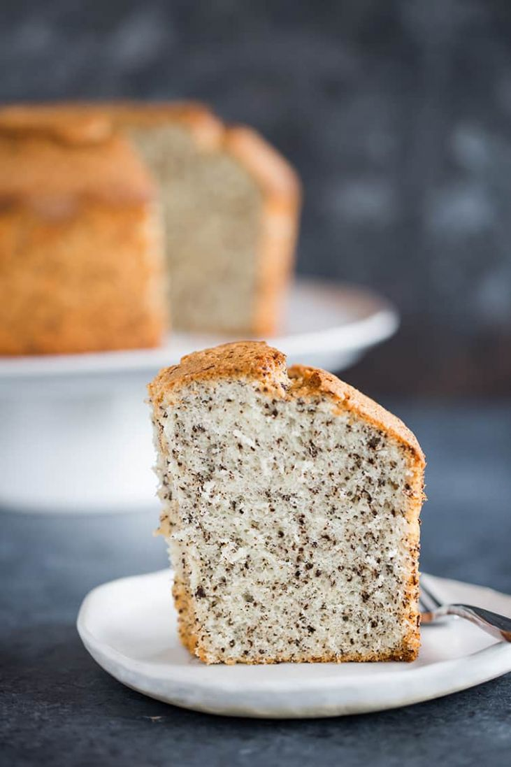 Chocolate Chip Chiffon Cake - Recipes Cake With Chocolate Chips