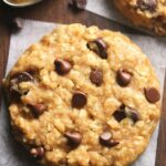 Chocolate Chip Peanut Butter Oatmeal Cookies – Healthy Recipes Cookies