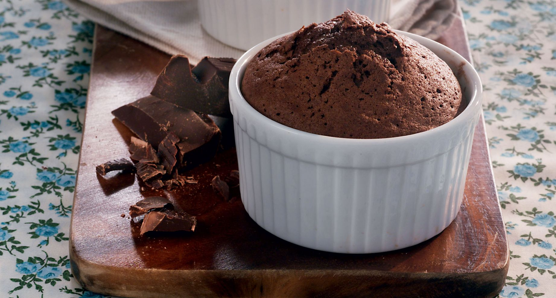 Chocolate fondant puddings - Recipe Chocolate Fondant