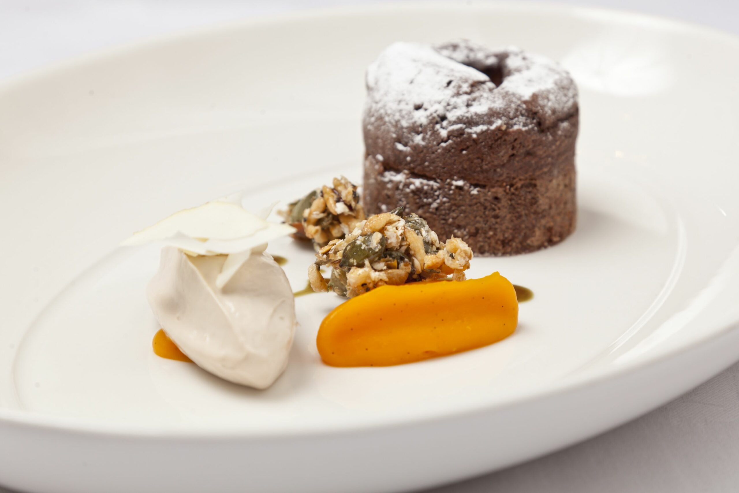 Chocolate Fondant Recipes - Great British Chefs - Recipe Chocolate Fondant