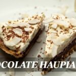 Chocolate Haupia Pie – Similar To Sunset's Ted's Bakery – Recipe Chocolate Haupia Pie