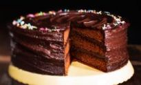 Chocolate Layer Cake - Recipe Chocolate Layer Cake