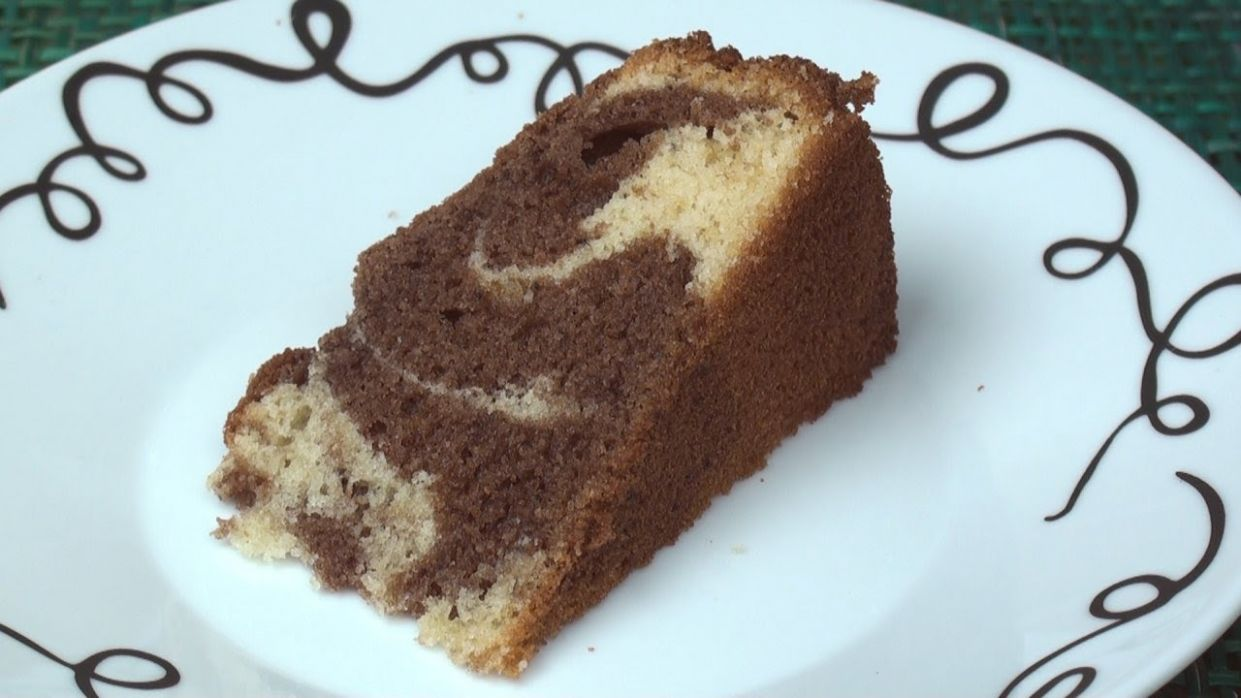 Chocolate Marble Cake Recipe - Chocolate Recipes Youtube