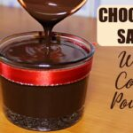 Chocolate Sauce Recipe With Cocoa Powder | Quick And Easy Homemade  Chocolate Sauce | Kanak's Kitchen – Easy Recipes Cocoa Powder