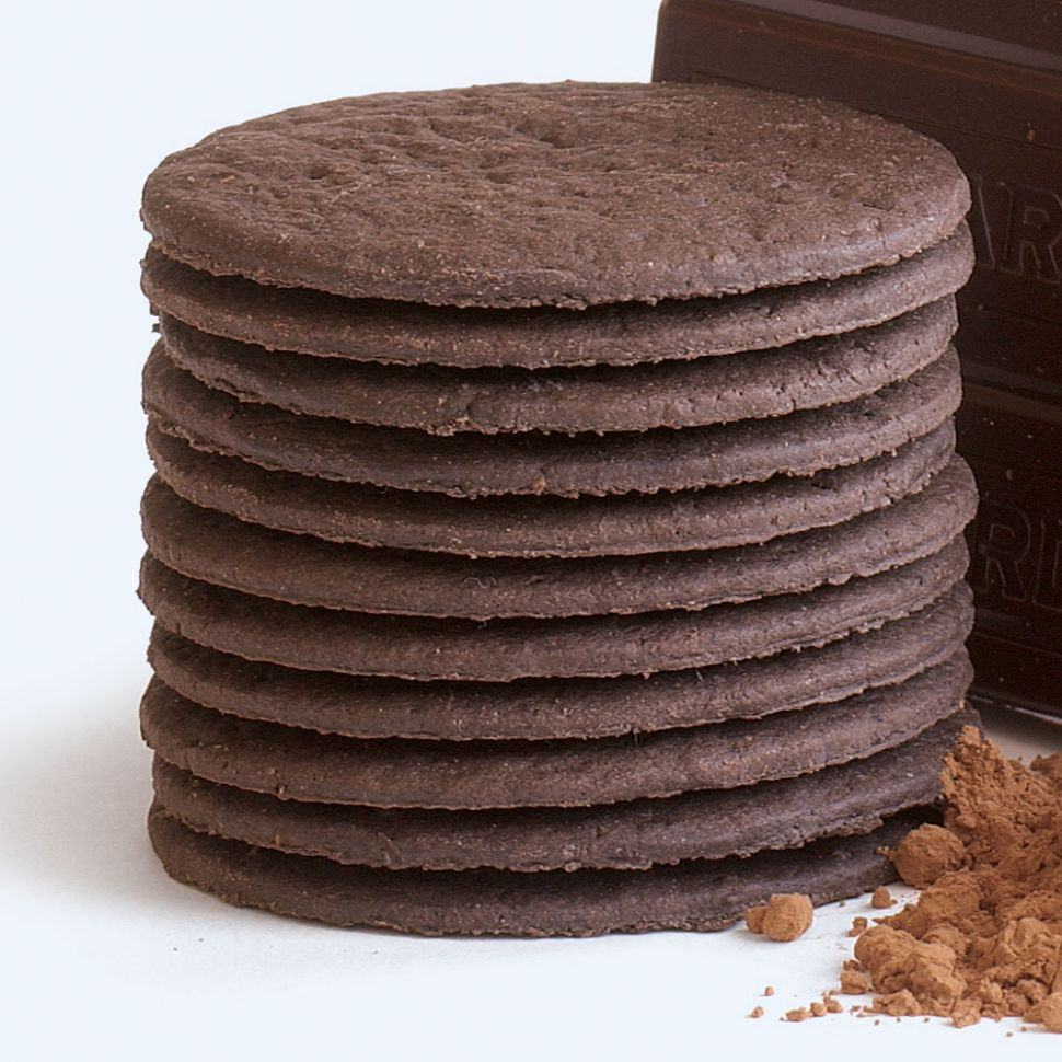 Chocolate Wafer Cookies - Ingredient - FineCooking - Recipe Chocolate Wafers