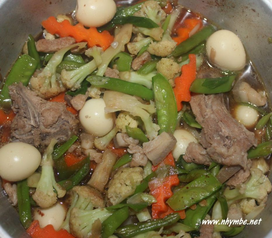 Chopsuey Filipino Recipe - nhymbe