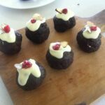 Christmas Cake Bon Bons {AKA how to use up leftover Christmas Cake ...