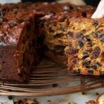 Christmas Cake Recipe – Easy Fruit Cake That Beautifully Moist! – Easy Recipe Xmas Cake