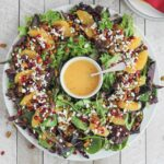 Christmas Salad With Citrus Champagne Vinaigrette – Salad Recipes Easy