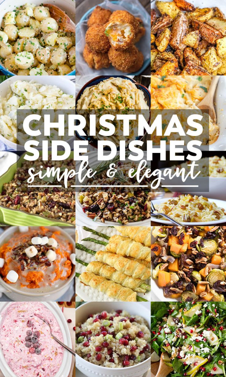Christmas Side Dishes That Will Steal the Show | YellowBlissRoad