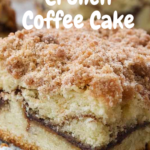 Cinnamon Crunch Coffee Cake – Cake Recipes Pinterest