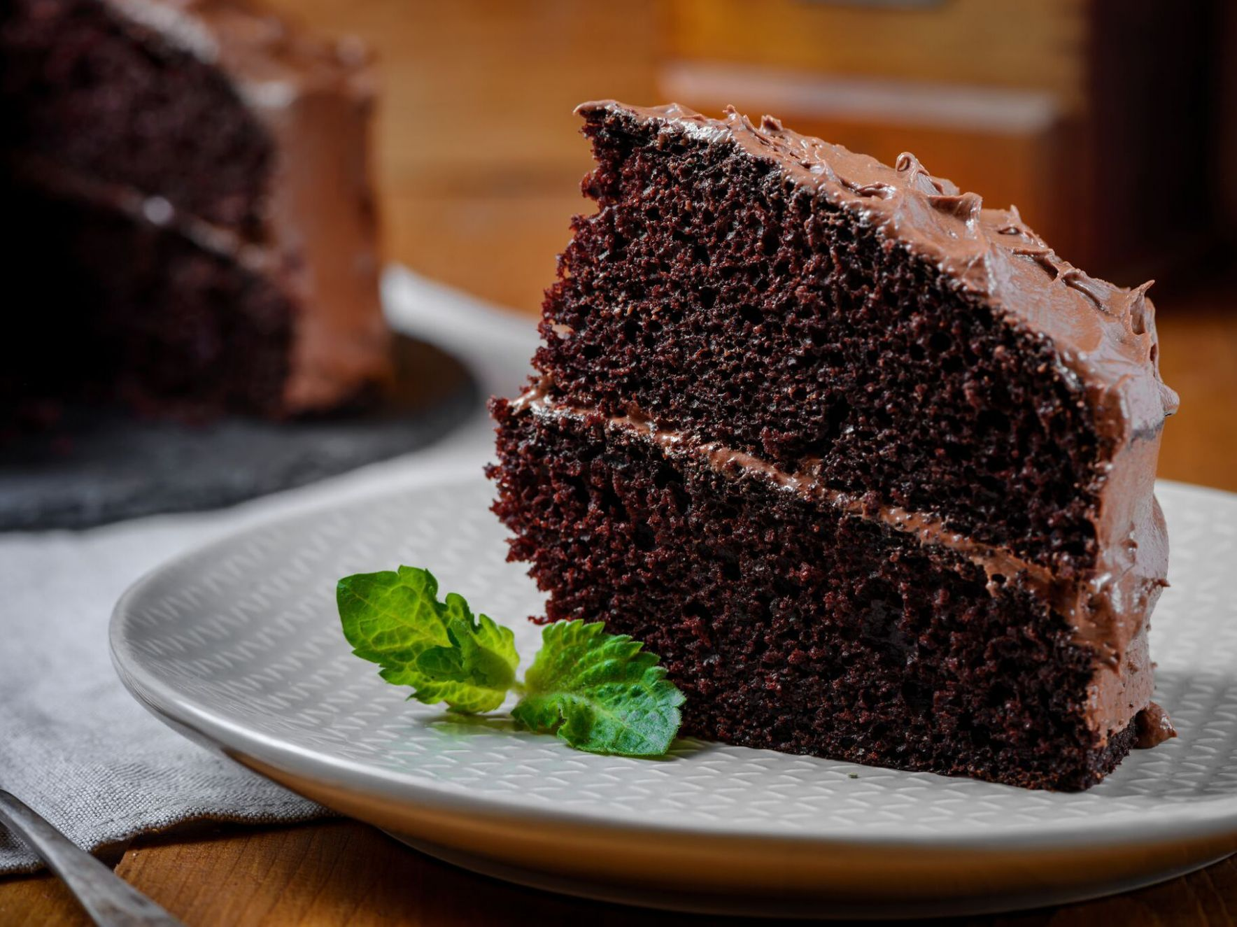 Classic and Easy Chocolate Cake Recipe - Recipes Cake Easy