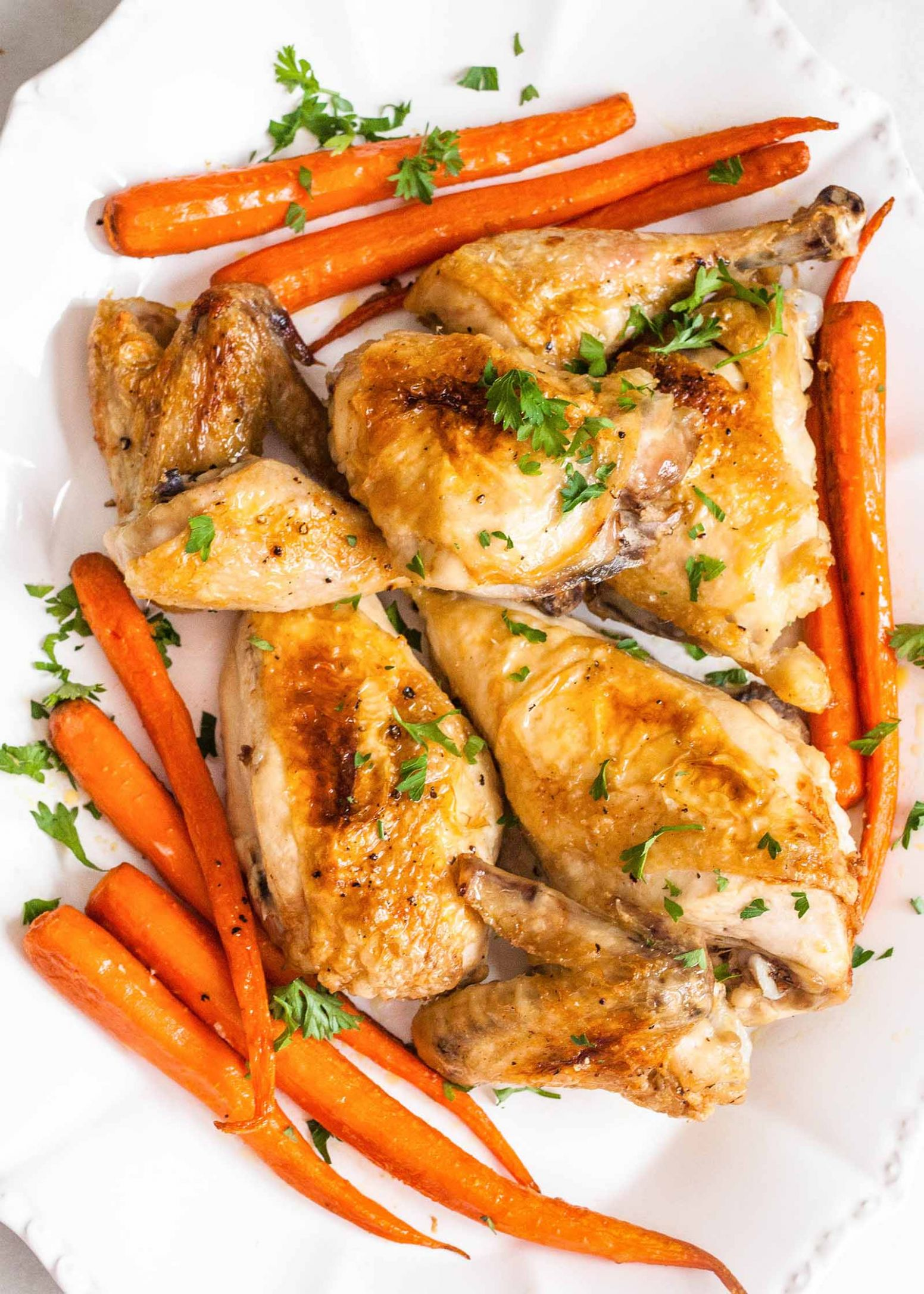 Classic Baked Chicken - Simple Recipes Chicken