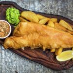 Classic Beer Battered Fish And Mushy Peas – Recipe Fish And Chips Gordon Ramsay