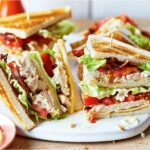 Classic Chicken Club Sandwich – Sandwich Recipes And Procedures