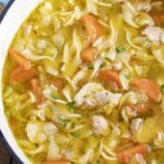 Classic Chicken Noodle Soup – Soup Recipes Using Chicken