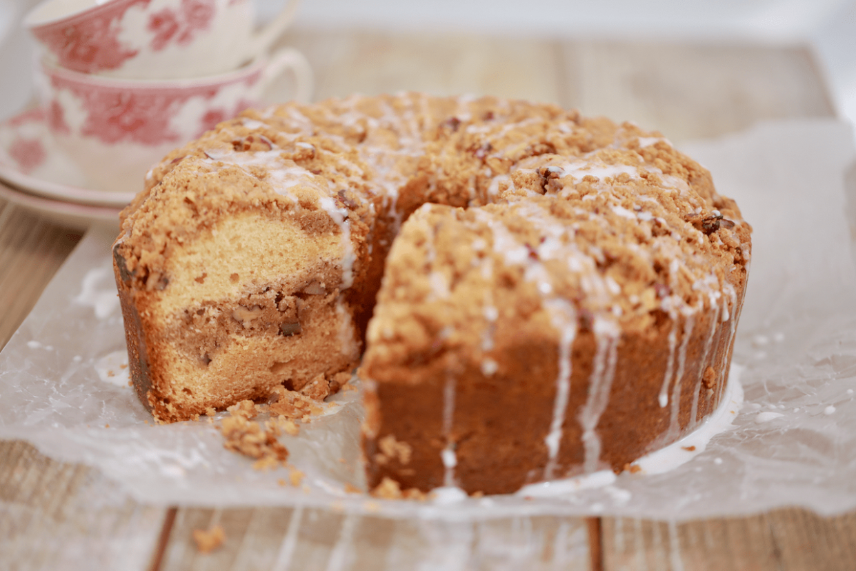 Classic Coffee Cake - Recipes Coffee Cake