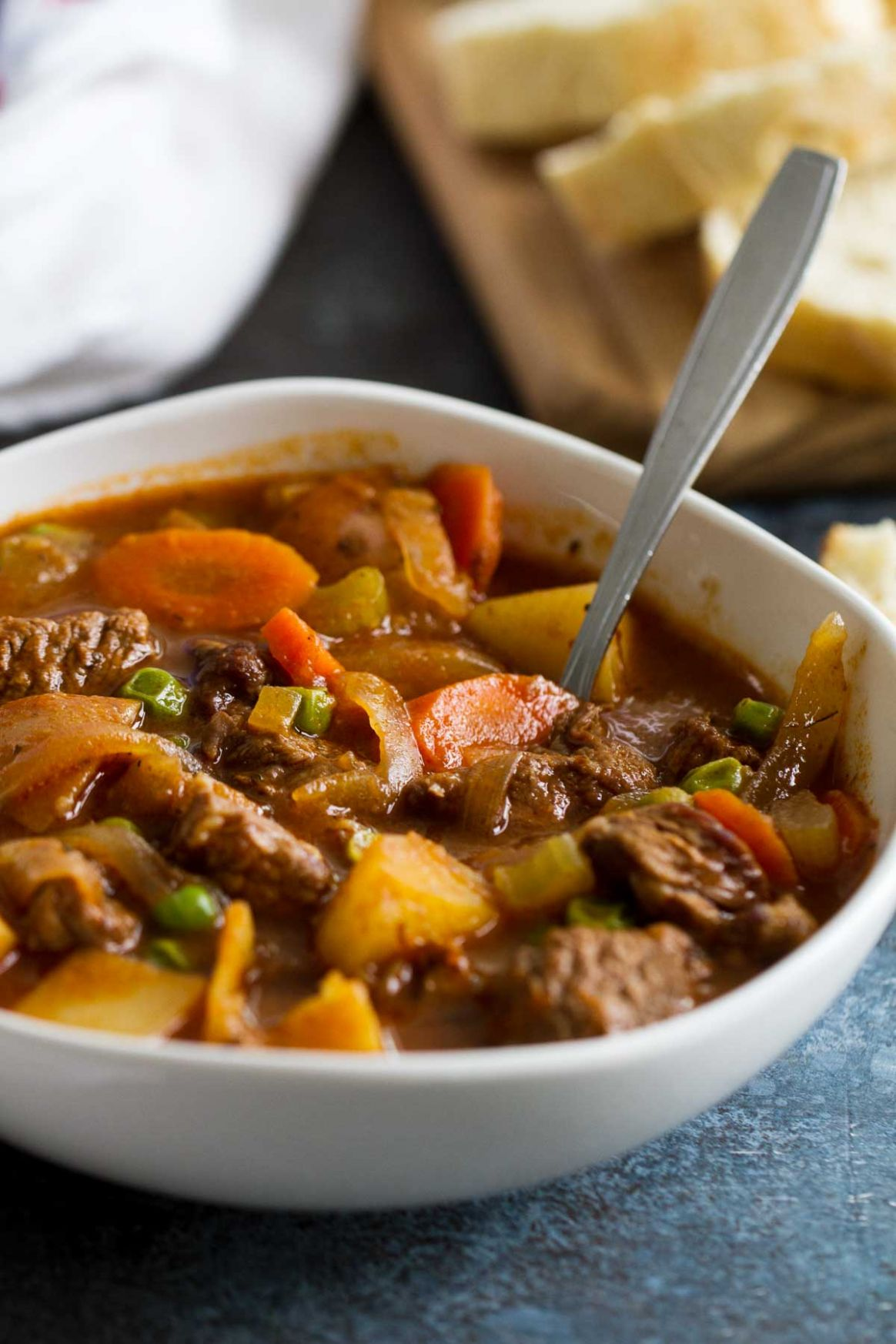 Classic Homemade Beef Stew - Recipes Of Beef Stew