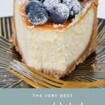 Classic New York Baked Cheesecake – Bake Play Smile – Simple Recipes New York Cheesecake