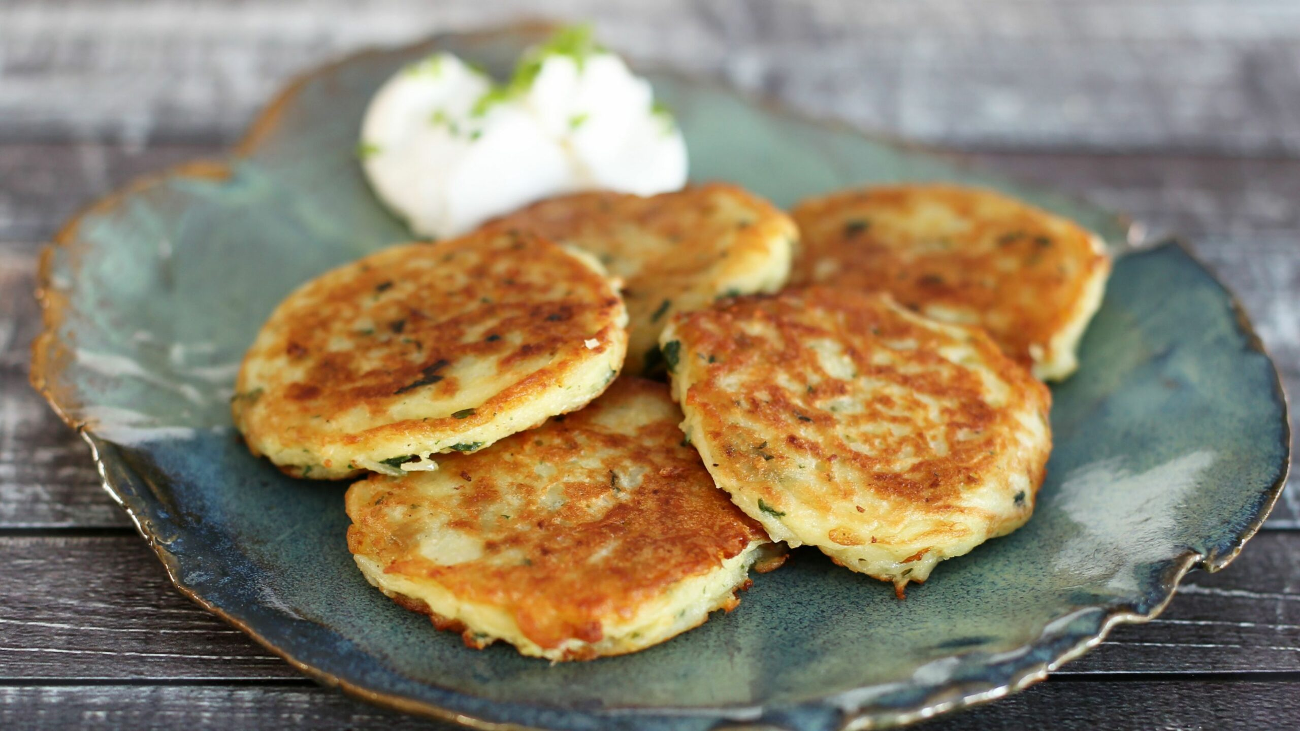 Classic Potato Pancakes - Recipes Potato Pancakes