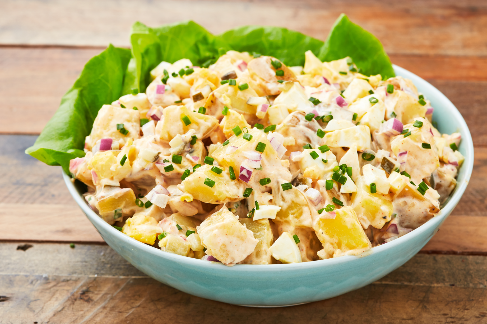 Classic Potato Salad - Recipes Potato Salad