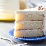 Classic Vanilla Butter Cake Recipe – Recipes Cakes From Scratch