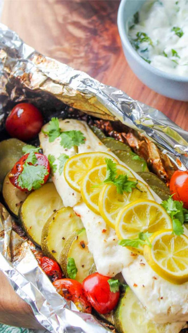 Clean Eating Fish Foil Packets Recipe - Recipes Fish In Foil Packets