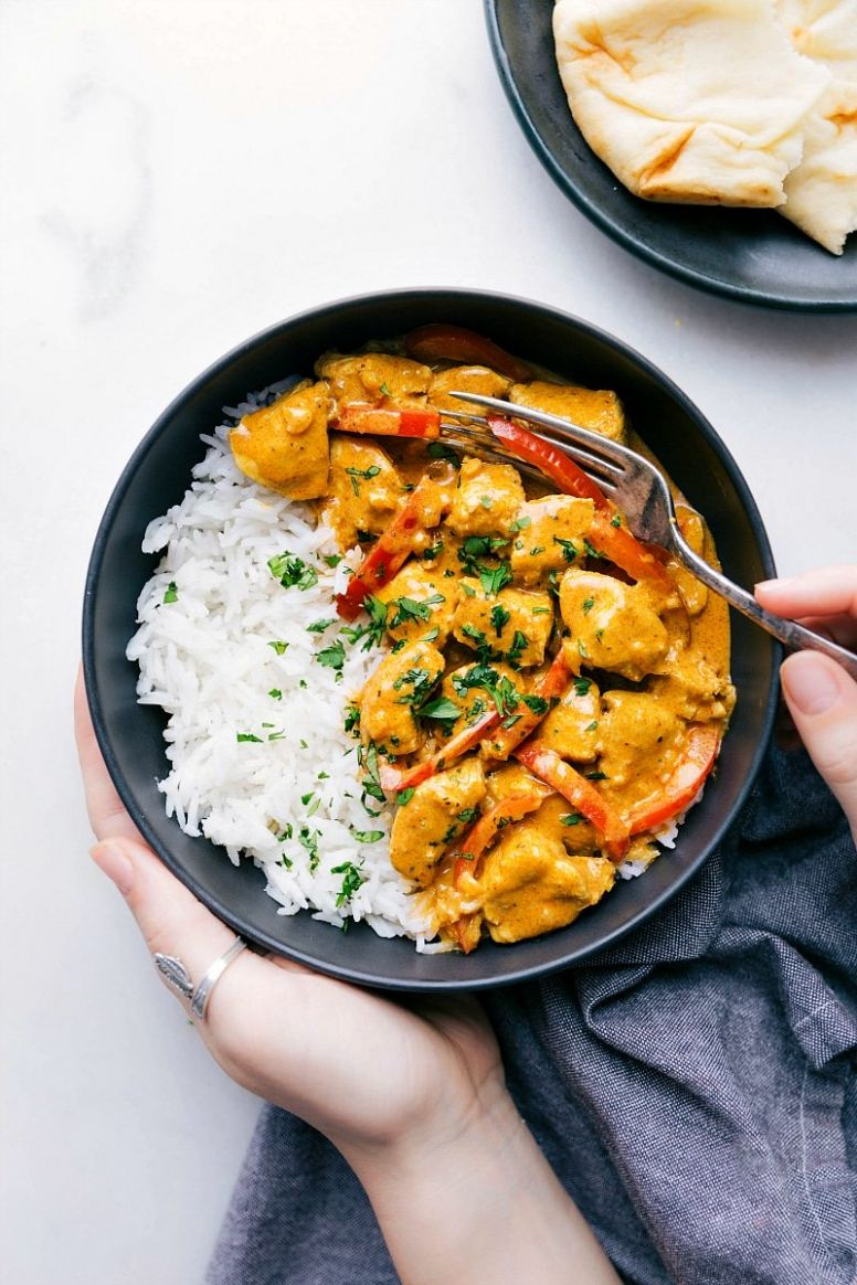 Coconut Chicken Curry - Recipes Chicken Curry