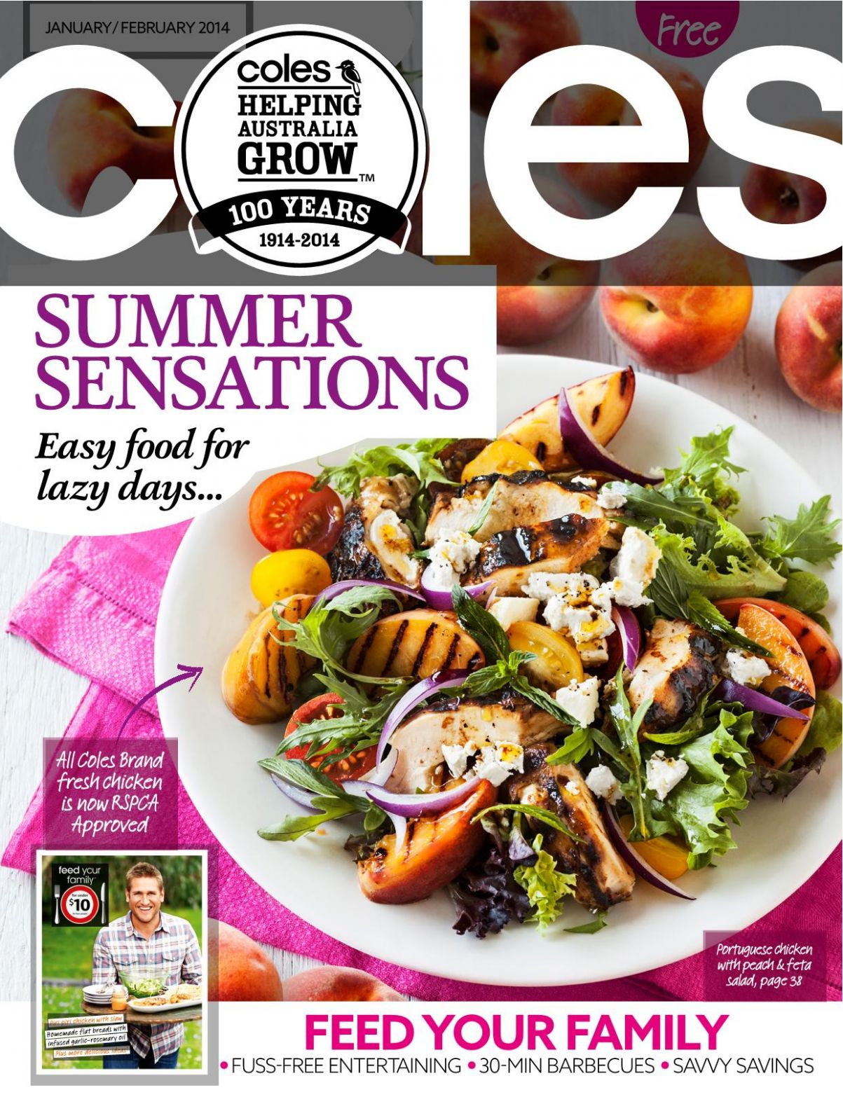 Coles Magazine January 122-Flip Book Pages 12-12 | PubHTML12 - Dinner Recipes Coles