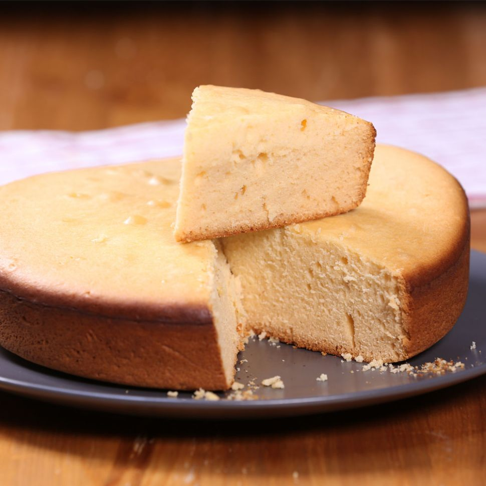 Condensed Milk Cake - No Oven Recipe - Recipes Dessert Condensed Milk