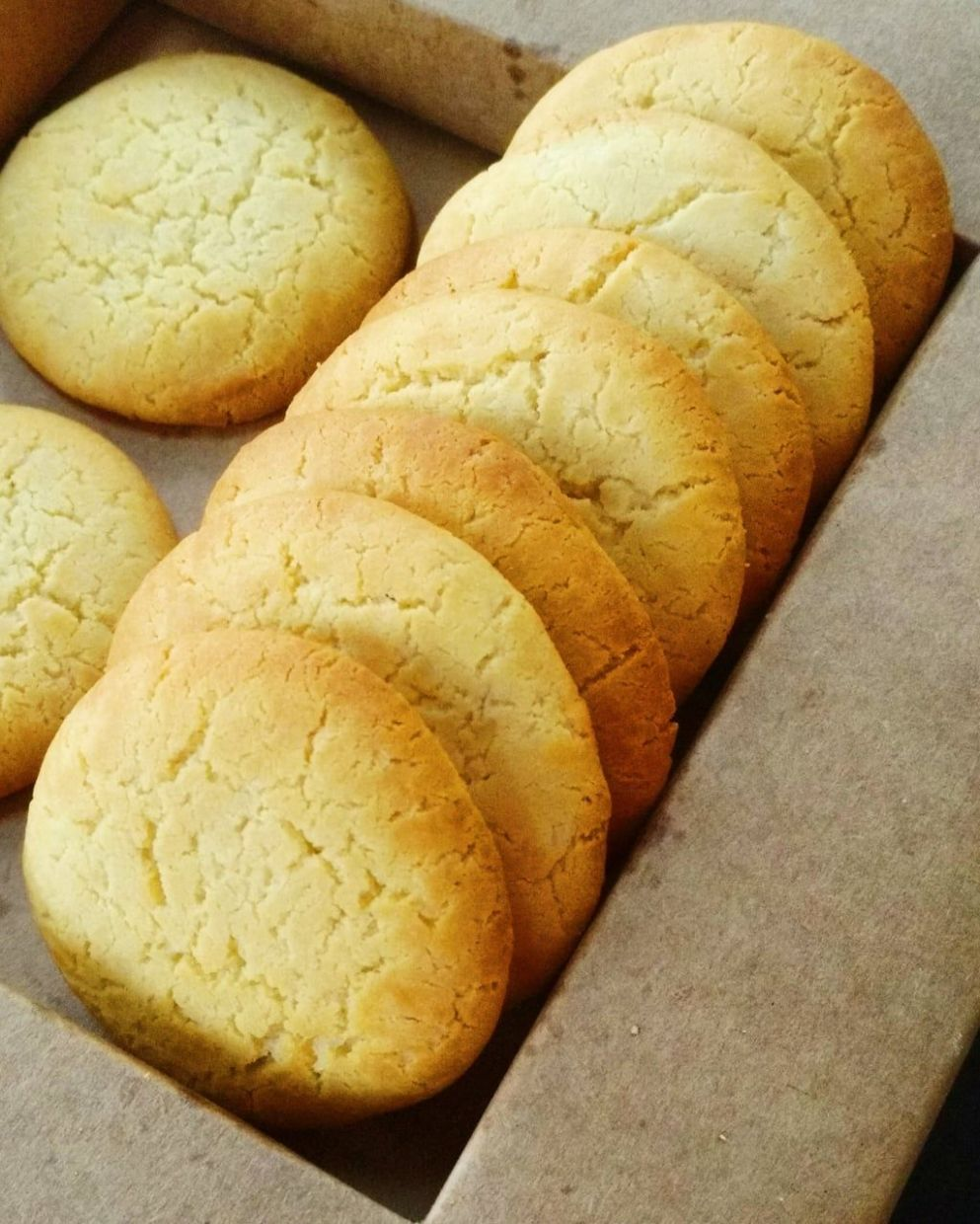Condensed milk cookies - Recipes Dessert Condensed Milk