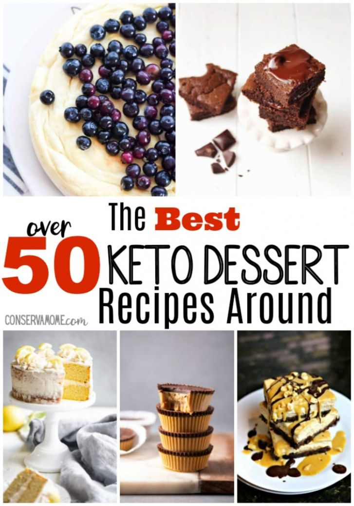 ConservaMom - 9+ of the Best Keto Dessert Recipes around ..
