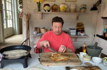 Cook Jamie Oliver's veggie quesadillas - Keep Cooking and Carry On ...