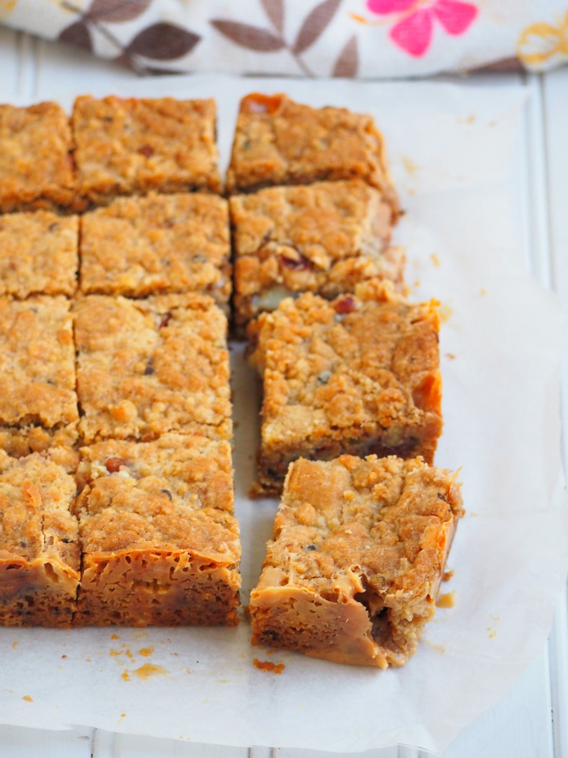 Cookie Bars - Recipes Dessert Condensed Milk