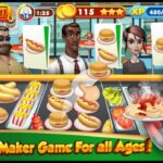 Cooking Games Chef Burger Food Kitchen Restaurant / Children / Baby /  Android Gameplay Video – Cooking Recipes Games Online Free Play