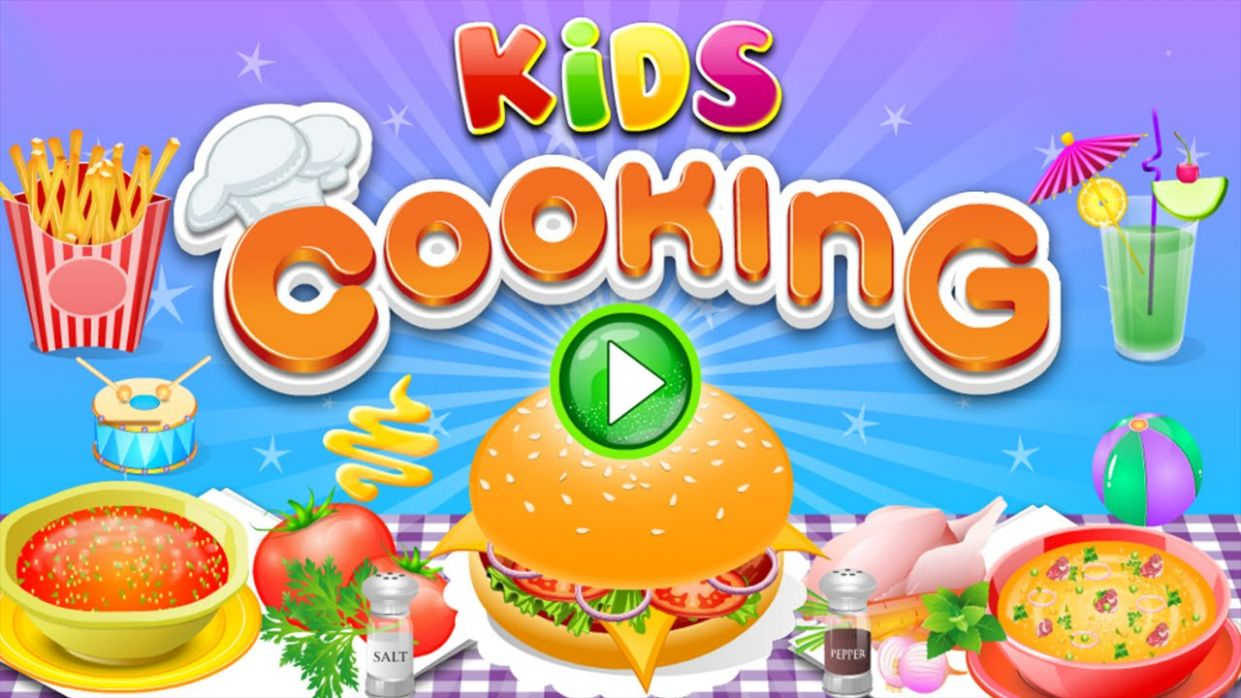 Cooking in the Kitchen 🍜 Best Cooking Games For Kids To Play 🍜 Android 🍜  TOP SMART APPS FOR KIDS - Cooking Recipes Games Online Free Play