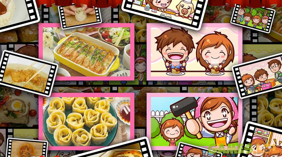 Cooking Mama: Let's cook! – Game Reviews – Archive Games articles