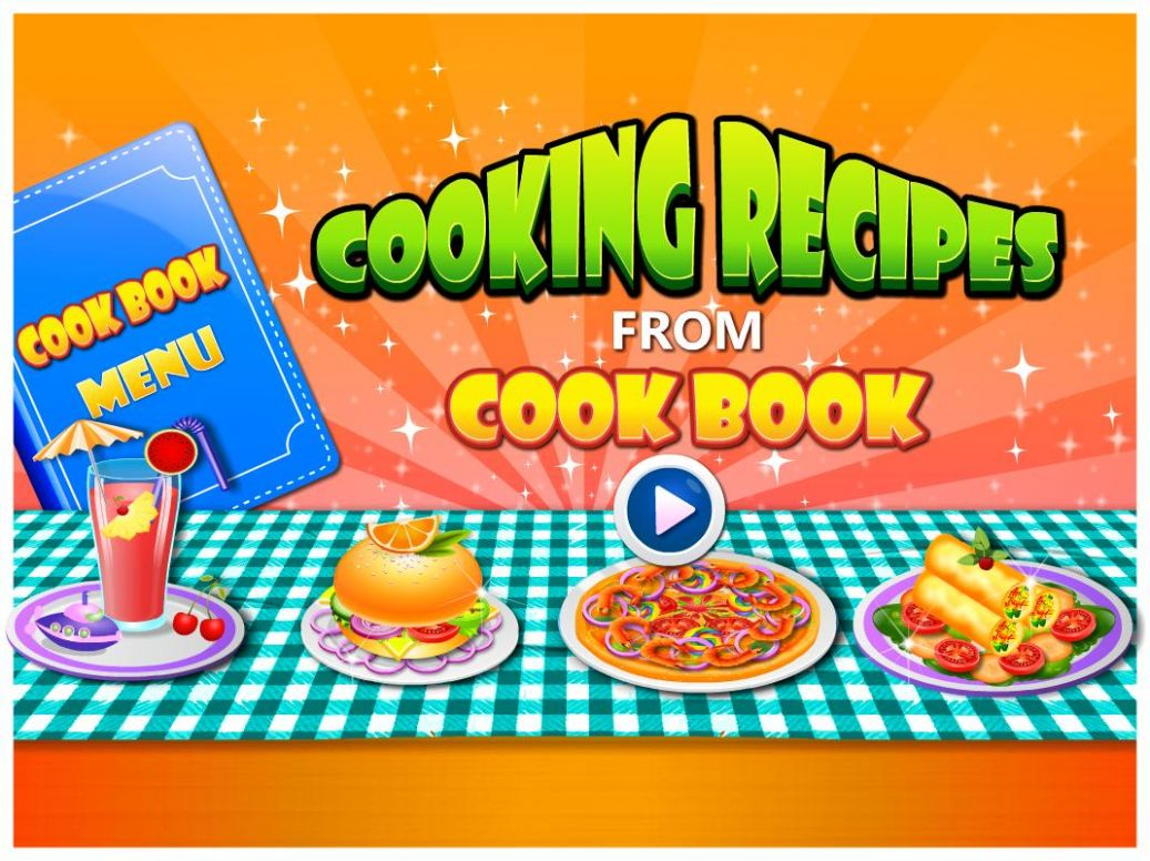 Cooking Recipes From Cook Book - Cooking Games for Android - APK ..