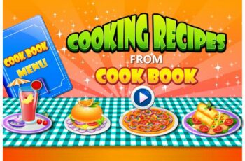 Cooking Recipes From Cook Book - Cooking Games for Android - APK ...