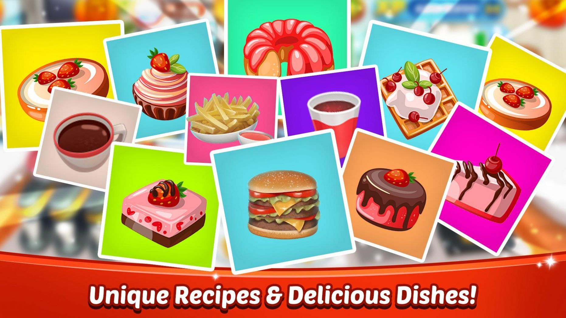 Cooking World für Android - APK herunterladen - Cooking Recipes Games Free Download