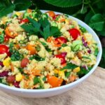 COUSCOUS SALAD RECIPE – Salad Recipes On Youtube