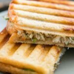 Crab Salad Panini – Recipes Sandwich Press
