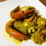 Crab Xec Xec (Authentic Goan Recipe) – Goan Food Recipes Xec Xec